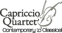 Capriccio Quartet Logo